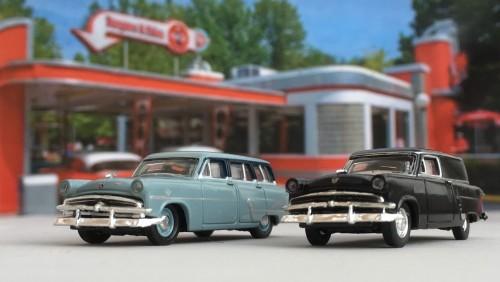 Ford 1953 - Diner 1