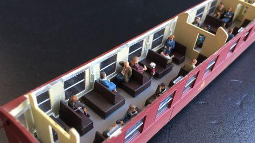 Passagerer - lokaltog - Åbning Ny