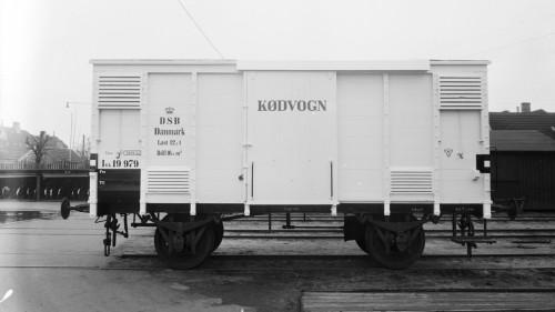 DSB litra IGK - Centralvaerkstedet Kbh 1944 1